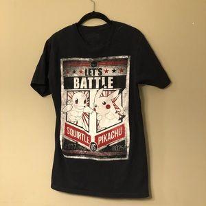 Let's Battle! Pokemon T-Shirt